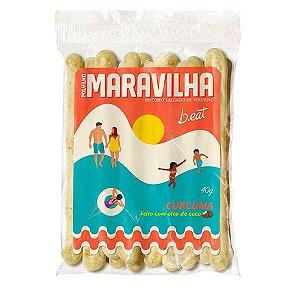 Biscoito de Polvilho Cúrcuma Maravilha B.Eat