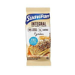 Bolinho Integral 7 Grãos Zero Açúcar Suavipan