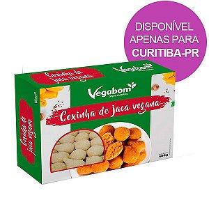Coxinha de Jaca Vegana 400g