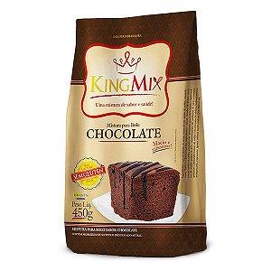 Mistura para Bolo Chocolate Sem Glúten