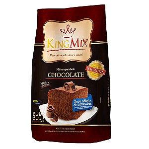 Mistura para Bolo Chocolate Zero Açúcar 300g
