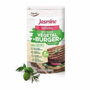 Mix para Hambúrger Vegetal com Ervas Jasmine