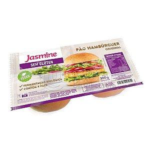 Pão de Hambúrguer Sem Glúten Jasmine