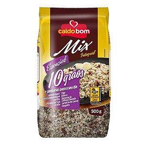 Mix Integral 10 Grãos Essencial Caldo Bom