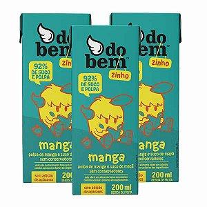 Suco de Manga Do Bem 200ml - 3 unidades