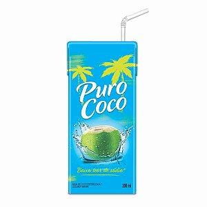 Água de Coco Puro Coco 200ml