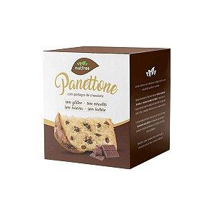 Mini Panetone de Chocolate Sem Glúten Nutfree 100g