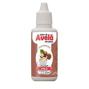 Essência em Gotas sabor Avelã