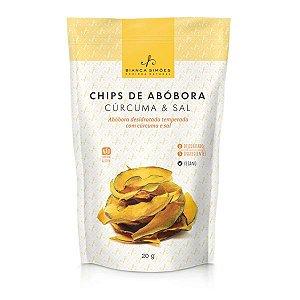 Chips de Abóbora Bianca Simões