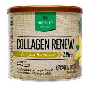 Collagen Renew Abacaxi Hortelã Nutrify