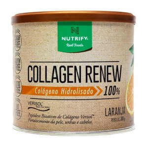 Collagen Renew Laranja Nutrify