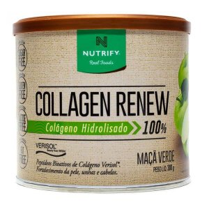 Collagen Renew Maçã Verde Nutrify
