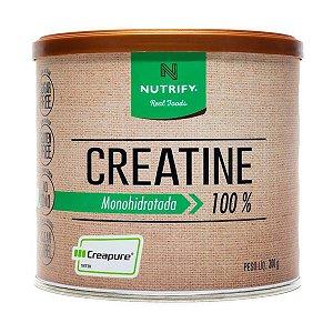 Creatina 100% Nutrify