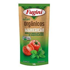 Molho Orgânico de Tomate com Manjericão