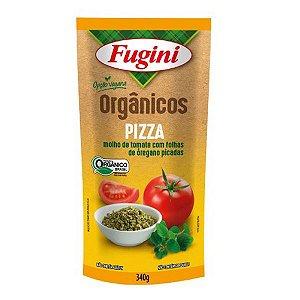 Molho Orgânico de Tomate sabor Pizza