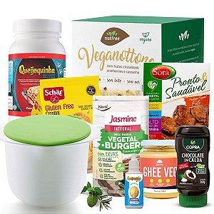 Kit Me Gusta Natal Gourmet Vegano