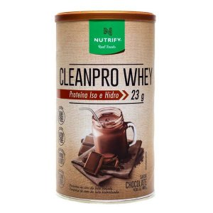 Proteína CleanPro Whey Chocolate Nutrify