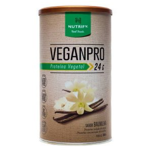 VeganPro Proteína Vegetal sabor Baunilha