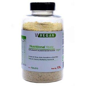 Levedura Nutricional sabor Neutro Wvegan