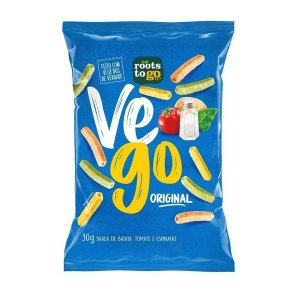 Snack VeGo Original Roots to Go