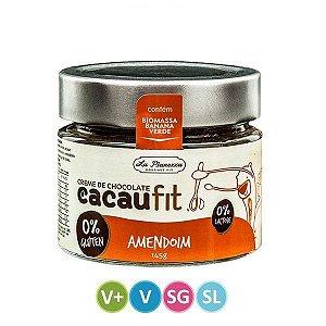 Creme de Chocolate Cacaufit - Amendoim - 145g