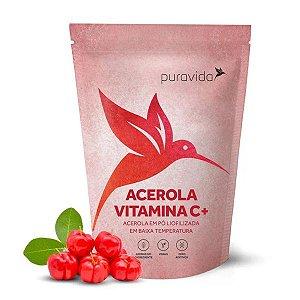 Acerola Vitamina C Pura Vida