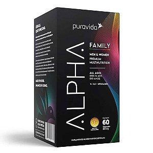 Alpha Family Multi Nutricional Pura Vida