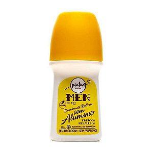 Desodorante Roll On Do Rui Sem Alumínio Piatan