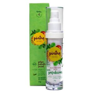 Polpa Hidratante Facial Piatan