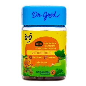 Pastilhas de Goma Vitamina C Kids