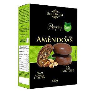 Biscoitos de Amêndoas Sem Glúten Seu Divino