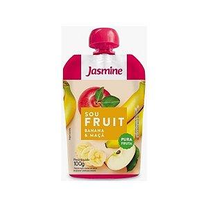 Smoothies Banana e Maçã Jasmine