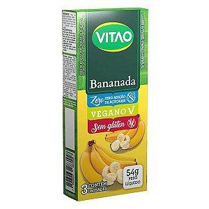 Bananada Zero Açúcar Vitao