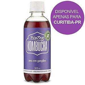 Kombucha Uva com Gengibre BioZen