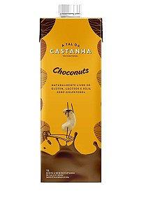 Choconuts Leite de Castanha de Caju + Cacau 1 Litro