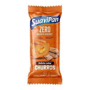 Bolinho Zero Açúcar sabor Churros 40g