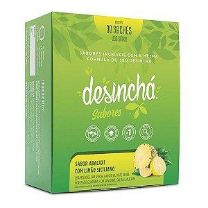 Desinchá Abacaxi com Limão Caixa 30 sachês