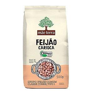 Feijão Carioca Orgânico Mãe Terra 1kg
