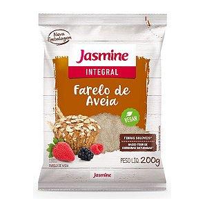 Farelo de Aveia Jasmine 200g