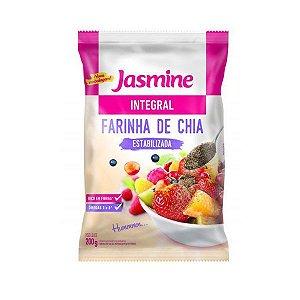 Farinha de Chia Estabilizada Jasmine 200g