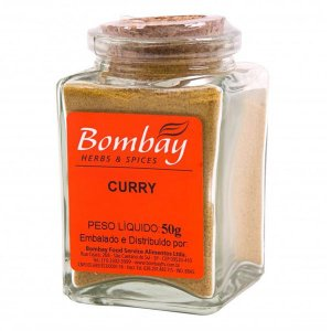 Curry Bombay 50g