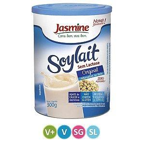 Soylait Sem Lactose - Original - Jasmine - 300g