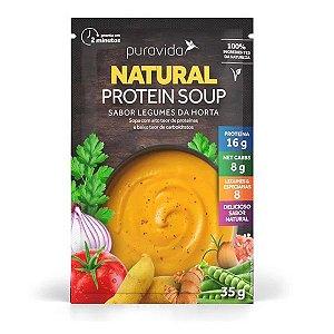 Sopa Proteica Legumes da Horta Pura Vida