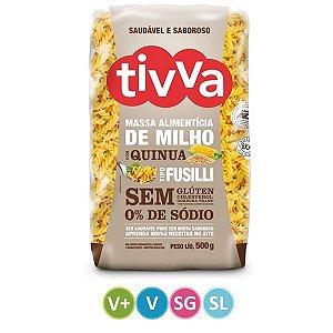 Fusilli com Quinoa Sem Glúten 500g
