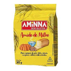 Amido de Milho Sem Glúten Aminna 300g