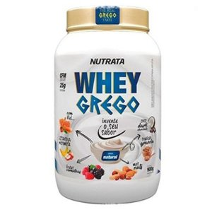 Whey Grego Natural 900g