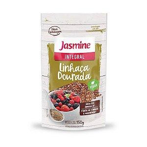 Linhaça Dourada Integral Semente Jasmine 150g