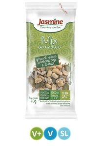 Mix de Sementes Jasmine