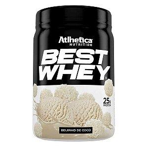 Best Whey Beijinho de Coco Athletica 450g