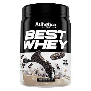 Best Whey Cookies 'n' Cream Athletica 450g